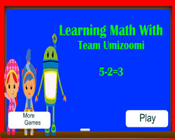 Learning Math With Team Umizoomi