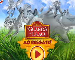 Lion Guard to the Rescue