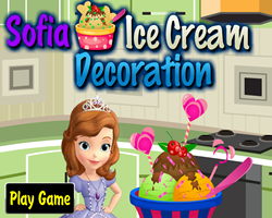 Sofia The First Royal Jewel Room Game