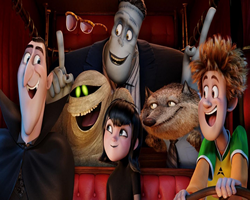 Sort My Tiles Hotel Transylvania 2