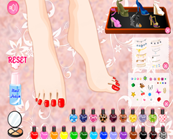Stylish Pedicure 2