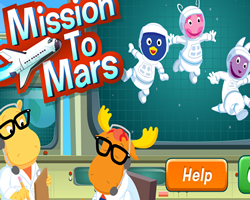 backyardigans mission to mars puzzles - photo #5