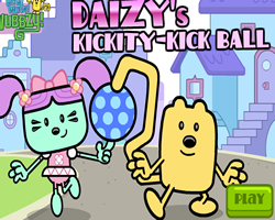 Daisy Kickity Kick Ball