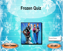 Frozen Quiz