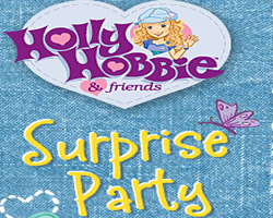 Holly Hobbie Surprise Party