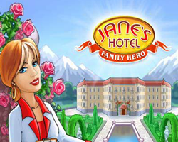 Janes Hotel  Family Hero