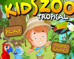 Kids Zoo Tropical