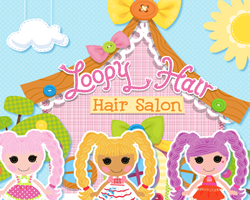 Lalaloopsy Loopy Hair