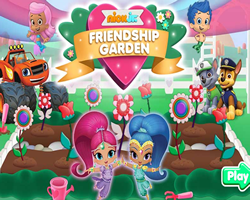 Nick Jr Friendship Garden