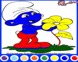 The Smurfs Coloring