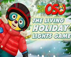 The Living Holiday Lights